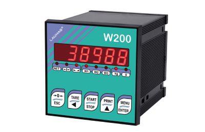 בקר שקילה דגם W200