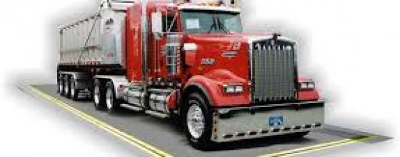 מאזני גשר בבור לשקילת משאיות